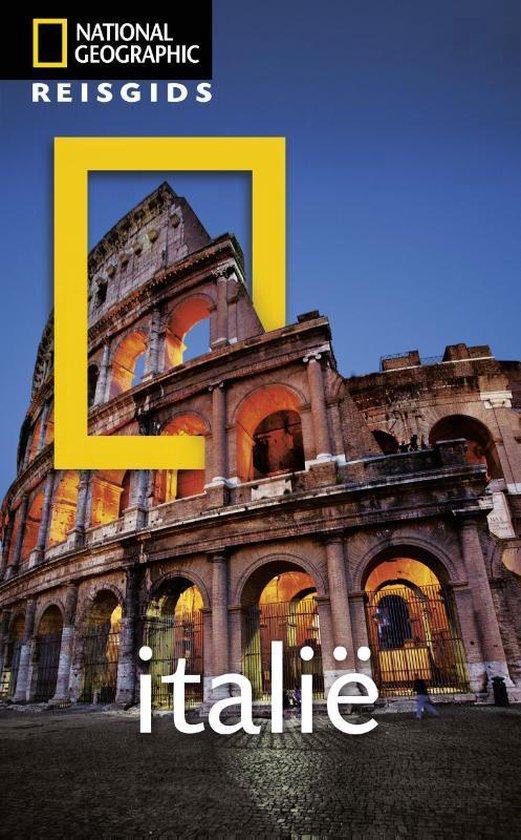 National Geographic Reisgids - Italie - Tim Jepson  