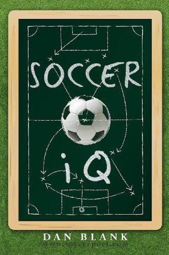 Boek cover SoccerIQ van Dan Blank (Paperback)