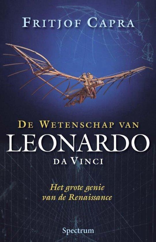 Cover van het boek 'De wetenschap van Leonardo da Vinci'