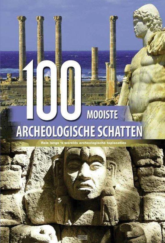 Cover van het boek '100 Mooiste archeologische schatten'