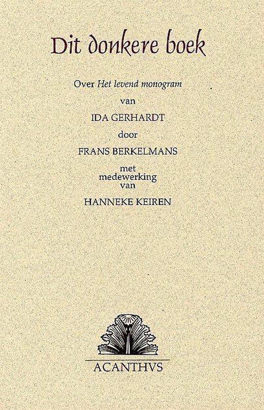 Dit Donkere Boek - Frans Berkelmans |