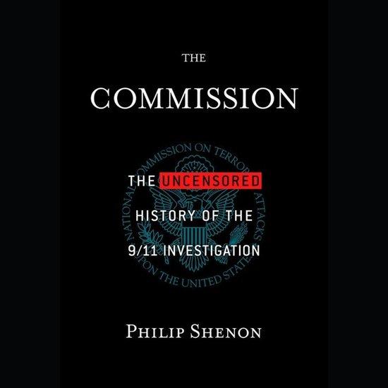 Boek cover The Commission van Philip Shenon (Onbekend)