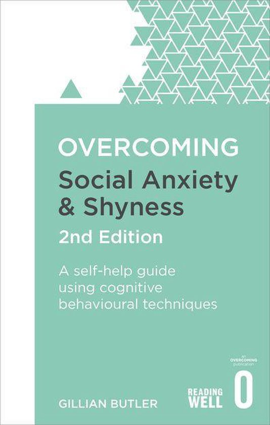 Boek cover Overcoming Social Anxiety and Shyness, 2nd Edition van Dr. Gillian Butler (Onbekend)