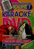 Karaoke - Hollandse Hits Vol.7