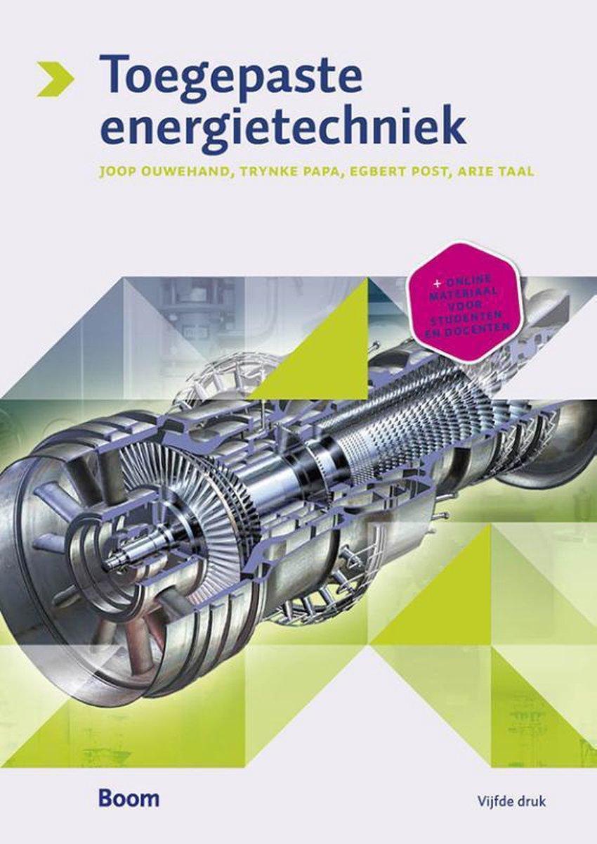 Toegepaste Energietechniek - Joop Ouwehand
