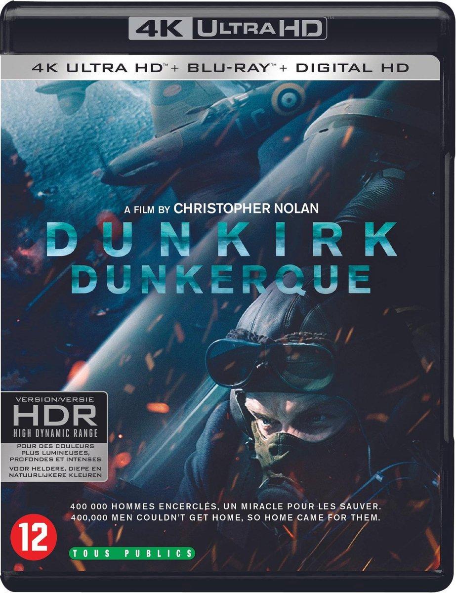Dunkirk (4K Ultra HD Blu-ray)-