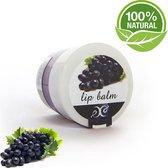 Lippen Balsem Grape 100% Natural - Hydrateert, Voedt & Verzorgt - 30ml
