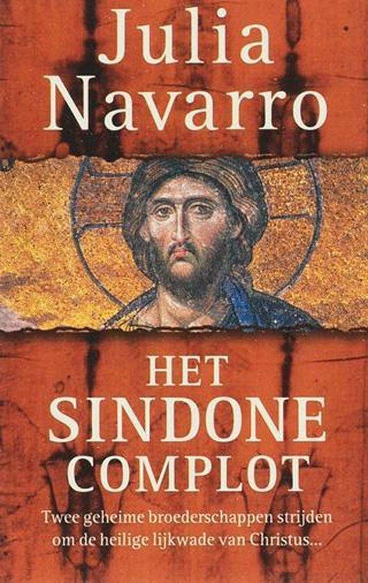 Het Sindone complot - Julia Navarro |
