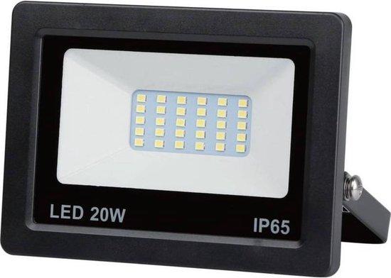 Hofftech LED Straler / Bouwlamp SMD - 20 Watt - IP65