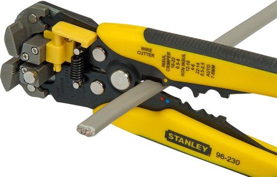 STANLEY FatMax Automatische Striptang - 6 tot 10 mm2