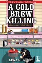 Omslag A Cold Brew Killing