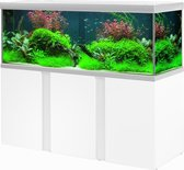 Akvastabil Fusion Aquarium - Zilver - 579L - 160 x 60 x 64 cm