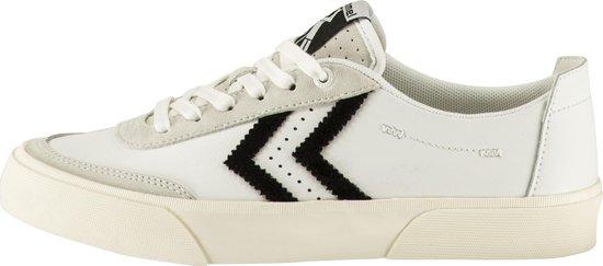 hummel STOCKHOLM LOW - Sneakers - Volwassenen - Black - Maat 36
