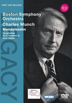 Charles Munch - Conducts Mendelssohn & Mozart