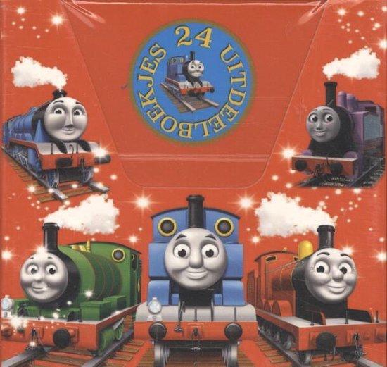 Boek cover Thomas en zijn vriendjes 24 Uitdeelboekjes van
