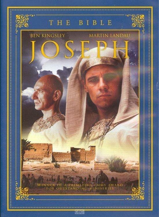 Cover van de film 'De Bijbel - Joseph'