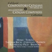 20Th Century Catalan Composers Vol.