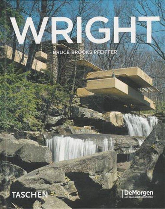 De morgen-kunstcollectie 1: frank lloyd wright 1867-1959 - Bruce Brooks Pfeiffer |