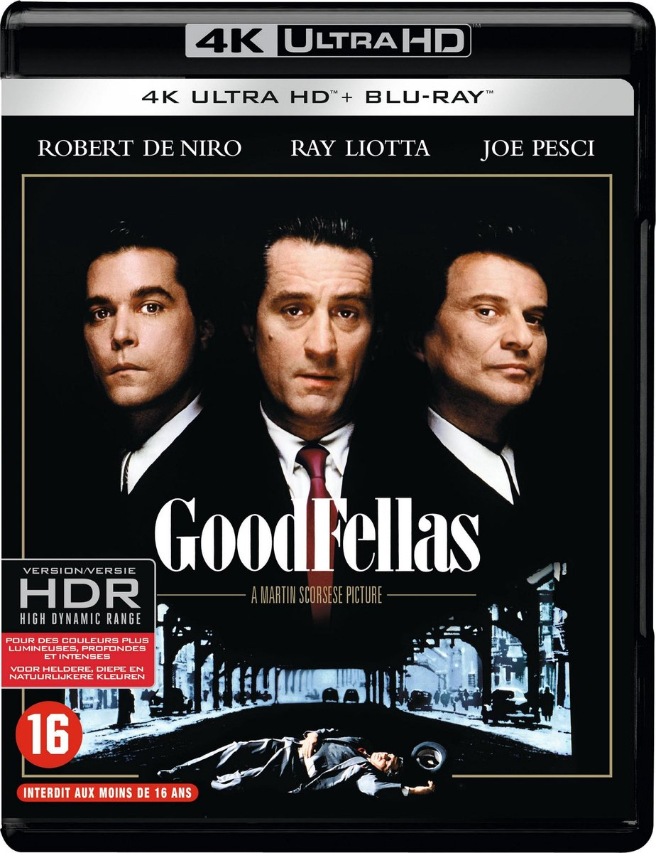 Goodfellas (4K Ultra HD Blu-ray)-