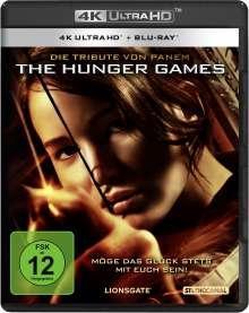 The Hunger Games (2012) (Ultra HD Blu-ray) (Import)-