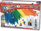 Bouwset Straws & Connectors 705 stuks