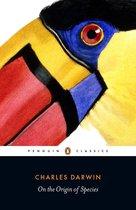 Boek cover On the Origin of Species van Charles Darwin