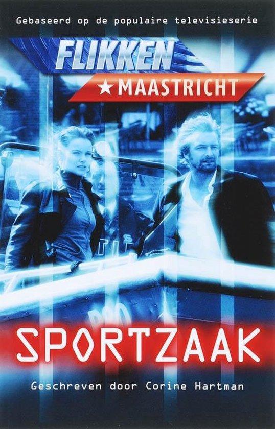 Flikken: Maastricht: Sportzaak - Corine Hartman |