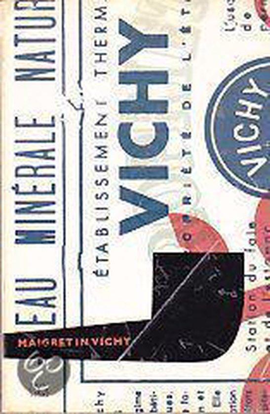 Maigret in vichy - Simenon |
