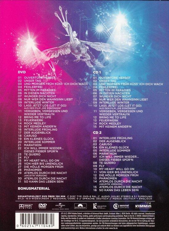 Farbenspiel Live - Die Tournee (Deluxe Edition) 2CD+DVD - Helene Fischer