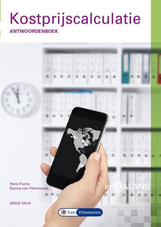 Kostprijscalculatie - Henk Fuchs pdf epub