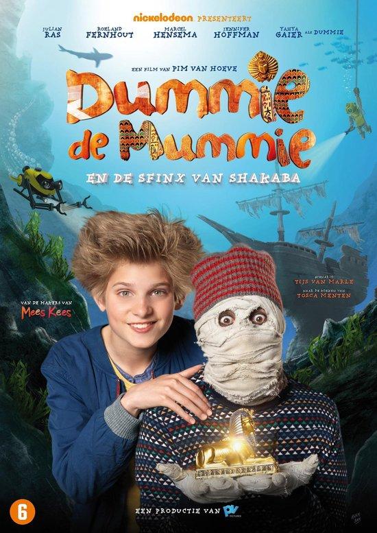 Dummie De Mummie 1-3 - Dvd
