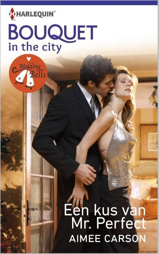 Een kus van Mr. Perfect - Bouquet In the city 335A - Aimee Carson |