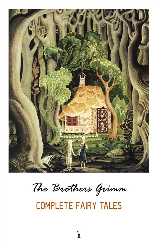 Boek cover The Complete Grimms Fairy Tales van The Brothers Grimm (Onbekend)