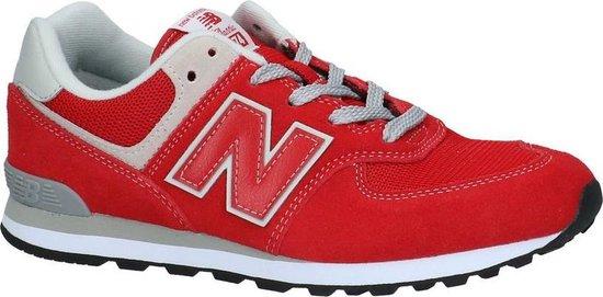 blauwe sneakers new balance gc574