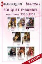 Bouquet Bundel 3360-3367 - Bouquet e-bundel nummers 3360 - 3367 (8-in-1)