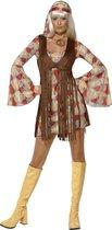 """Hippie outfit voor dames - Verkleedkleding - Large"""