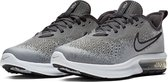 Nike Air Max Sequent 4 (GS) Sneaker Junior Sneakers - Maat 39 - Unisex - grijs/ zwart