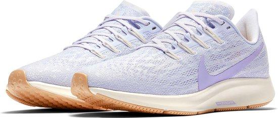 bol.com | Nike Air Zoom Pegasus 36 Hardloopschoenen Dames ...