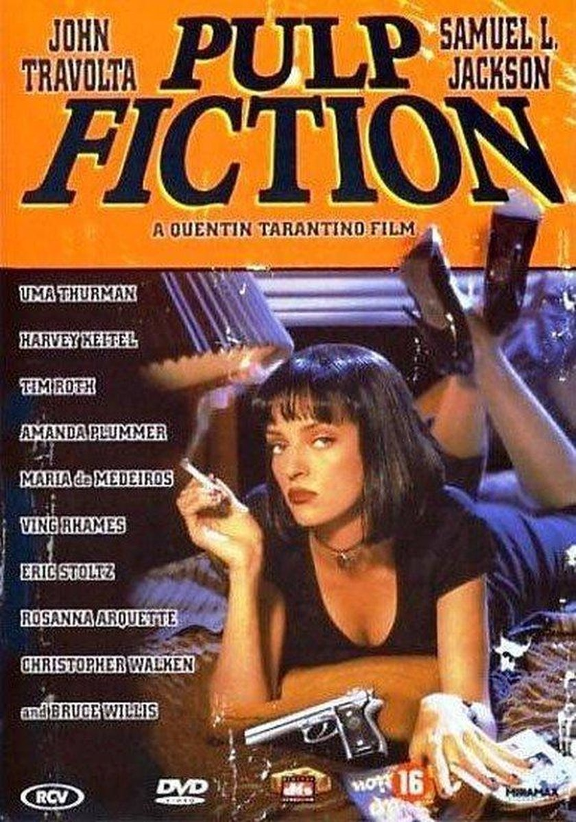 Movie - Pulp Fiction - Movie