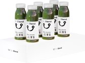Dr. Blend - Green Machine Nº6 - Spinazie Komkommer Selderij - Verse Groente Sapjes - 6x250ml