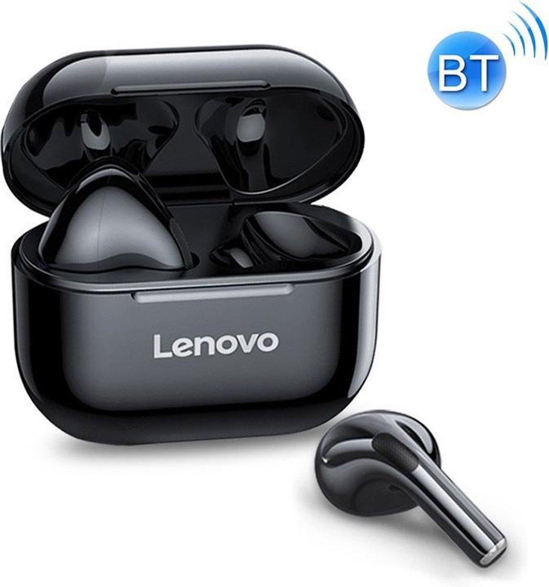 Oordop - Airpods - Wireless Earphones - Draadloos - Draadloze Oordopjes - Draadloze Oortjes - Bluetooth Oordopjes - Oor - Earpods - Bluetooth Oortjes - Nieuwe Collectie - Zwart