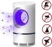 Muggenvanger - Insectenlamp - mosquito killer - stil - uv lamp - 5m bereik - geen last van vliegen of muggen