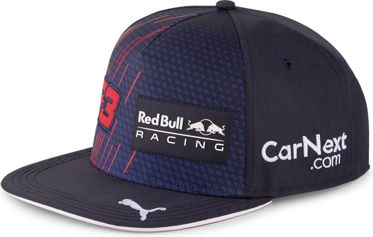 PUMA Red Bull Racing Replica Verstappen Flatbrim Sportcap Unisex - One Size