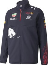 PUMA Red Bull Racing Team Softshell Sportjas Heren - Maat XL