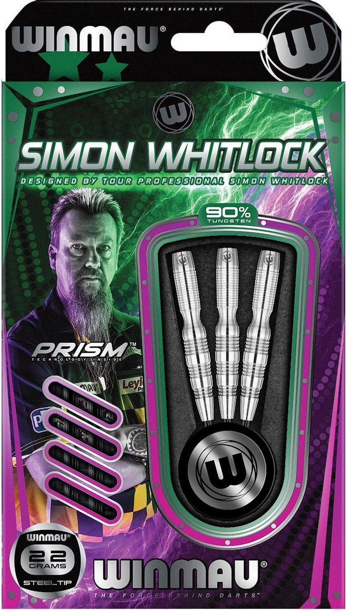 Winmau Simon Whitlock Silver 90% - 22 Gram