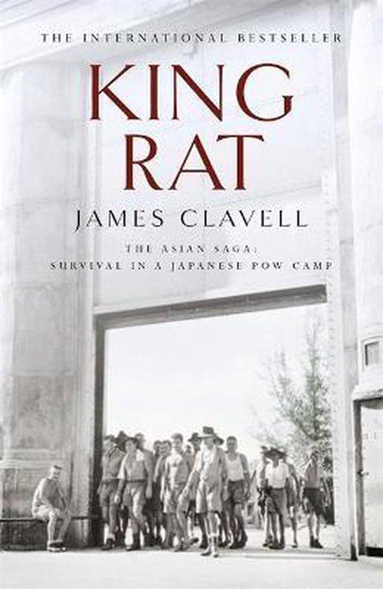 Boek cover King Rat van James Clavell (Paperback)