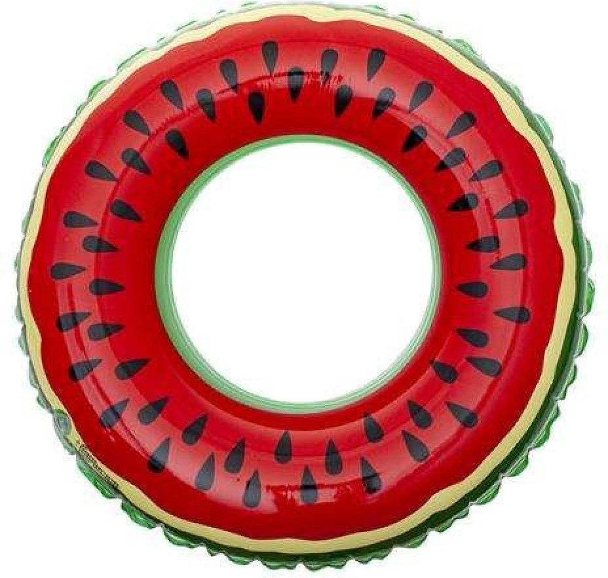 Watermeloen zwemband - [ Seizoenshit! ] 70 cm zwemband