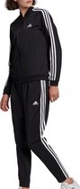 Adidas Ess. Trainingspak 3S Dames - Zwart