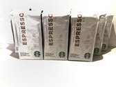 Starbucks Espresso Dark Roast koffiebonen (6 x 250gr.)