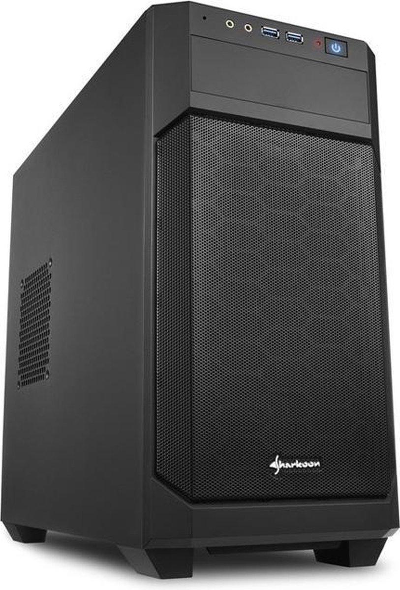 Videobewerking PC / Video Editing Computer – Intel i3 10100 – GT1030 – 16GB RAM – 240GB SSD + 2TB HDD